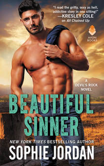 Tour Event for Beautiful Sinner by Sophie Jordan